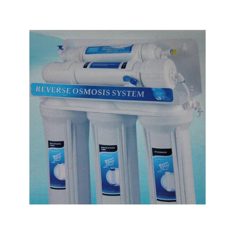 Filtro de osmosis inversa de 5 etapas con dep sito de presi n - Filtro de osmosis inversa ...