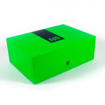 Caja de curado FUM Grande Okume Verde