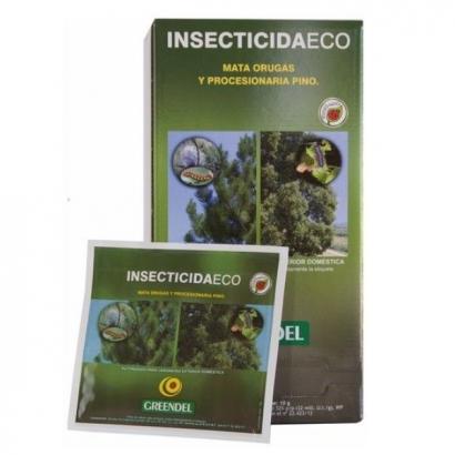 Bacillus Thuringiensis 15 gr Greendel