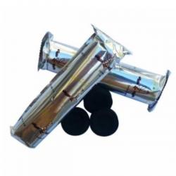 Carbon Shisha 33mm 10 pastillas  RECAMBIOS Y ACCESORIOS SHISHA