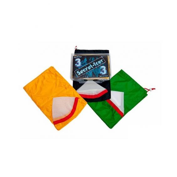 Secret-icer (3 bolsas )  BOLSAS Y MALLAS
