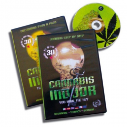 DVD Cannabis Indoor  DVD Y MULTIMEDIA