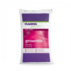 Sustrato Grow Mix 25lt Plagron