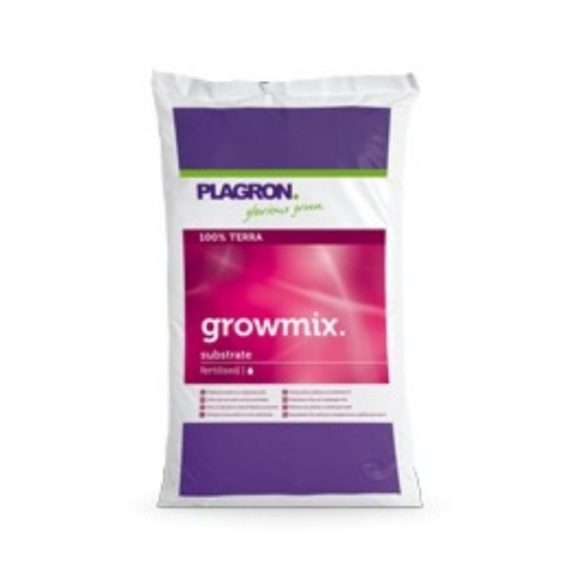 Sustrato Grow Mix 25lt Plagron PLAGRON SUSTRATO ENRIQUECIDO