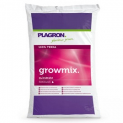 Sustrato Grow Mix 50lt Plagron