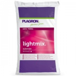 Sustrato Light Mix 50LT Plagron