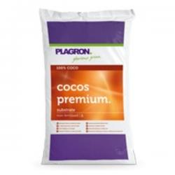 Sustrato Coco Premium 50lt Plagron