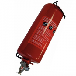 Extintor Automático 3 kilos  SEGURIDAD Y VIGILANCIA