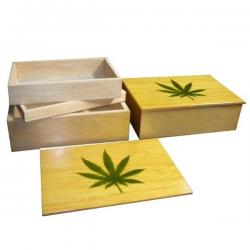 Caja de Curado Contrachapado Jaizkibel 30x22x11cm