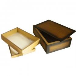 Caja de Curado Cedro Adarra 25x17x17cm