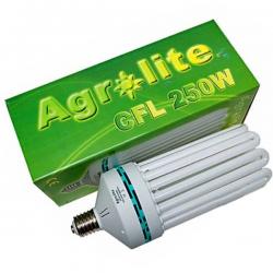 Bombilla CFL 250w Agrolite crecimiento AGROLITE BAJO CONSUMO