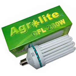 Bombilla CFL 250w Agrolite crecimiento