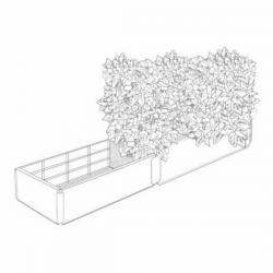 Grow Bed Mini extensión (G110) GROW BED GROW BED