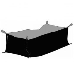 Grow Bed Mini Forro interno (G102) GROW BED GROW BED