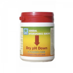 PH Down seco General Hydroponics 250gr