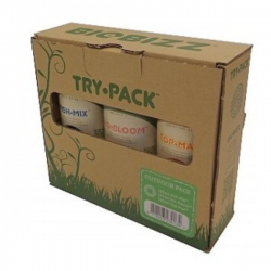 Trypack Outdoor Biobizz  BIOBIZZ