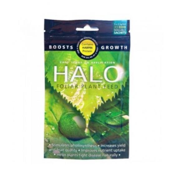 Halo Plant Booster 5 Sobres de 2.5gr OTROS FABRICANTES OTRAS MARCAS