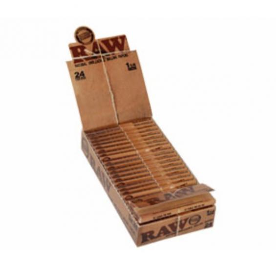 Caja Raw 1/4 (24uds)  RAW PAPEL 1/4