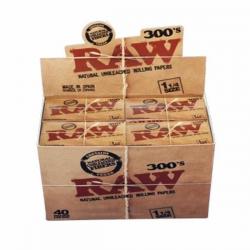 Caja Raw 300 (40uds) RAW PAPEL 1/4