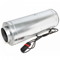 Extractor Iso-Max 150 425m3/h 3 velocidades CAN FILTERS CAN FILTERS