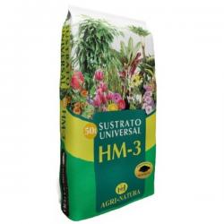 Sustrato universal HM-3 50lt