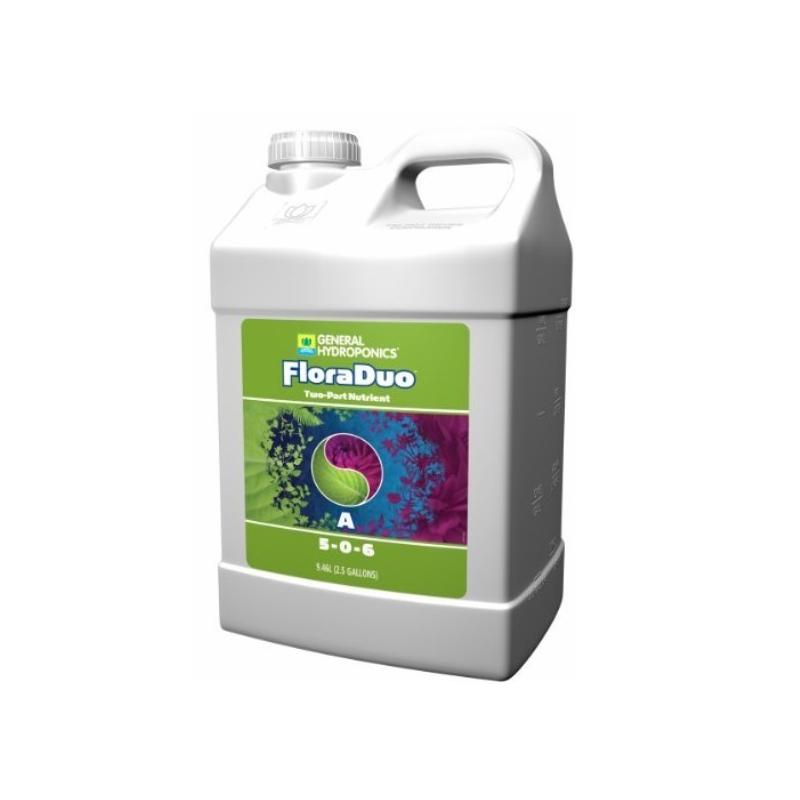 FloraDuo Grow Soft Water 10LT GHE GENERALS HYDROPONICS EUROPE GHE