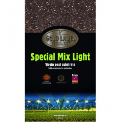 Sustrato Special Mix Light 50lt Gold Label