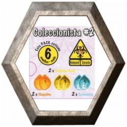Pack Coleccionista 2 - 6 semillas Biohazard Seeds BIOHAZARD SEEDS BIOHAZARD SEEDS