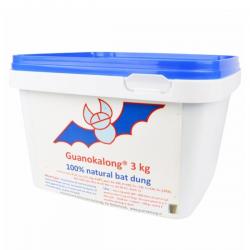 Guano Kalong Polvo 3kg