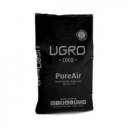 Coco Pure Air 50lt Ugro UGRO SUSTRATO DE COCO