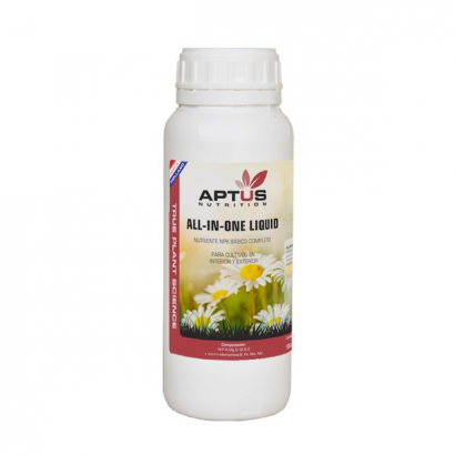 All in One Liquid 500ml Aptus