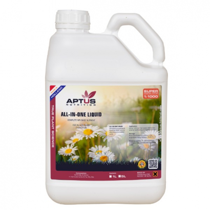 All in One Liquid 5l Aptus