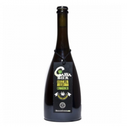 Cerveza Cannabeer 1 Botella 75cl