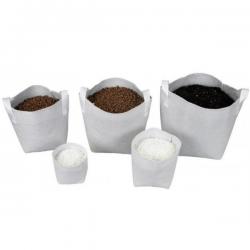 Maceta Tex Pot Blanca 50 L