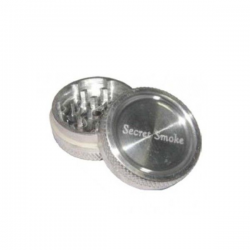 Grinder Secret Smoke mini 30mm 2 partes  GRINDERS 2 PARTES