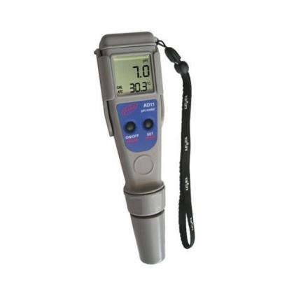 Medidor de PH impermeable con sonda reemplazable AD11 (Adwa)