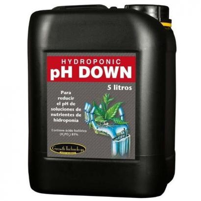 PH Down 5lt Ionic IONIC IONIC