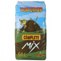 Sustrato Top Crop complete mix 50lt