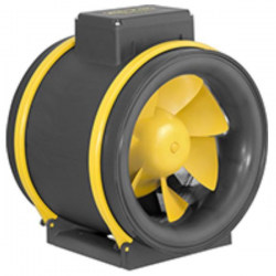 Extractor Max-Fan PS 250 2 velocidades (1660 m3/h) CAN FILTERS CAN FILTERS