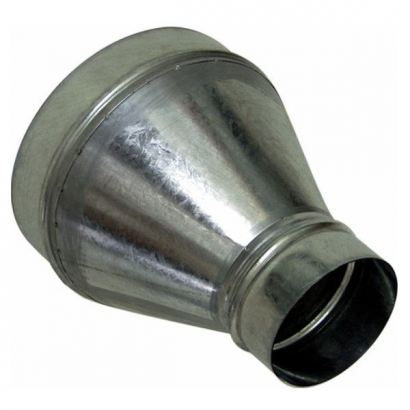 Acople reducción 400-315mm ACOPLE REDUCTOR