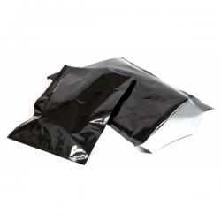 Bolsa de conservación sellable negra 45x56cm