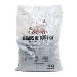 Humus de Lombríz 3lt (1.8kg) JBQ GUANO Y HUMUS
