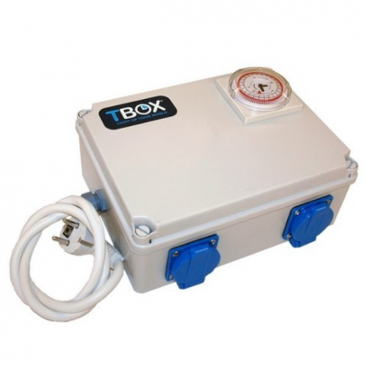 Temporizador Tempo Box 4x600w