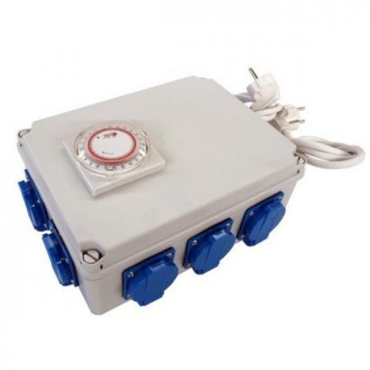 Temporizador Tempo Box 8x600w