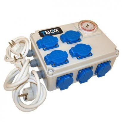Temporizador Tempo Box 12x600w