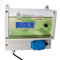 Controlador Co2 T-1 Pro TechGrow  CONTROL Co2