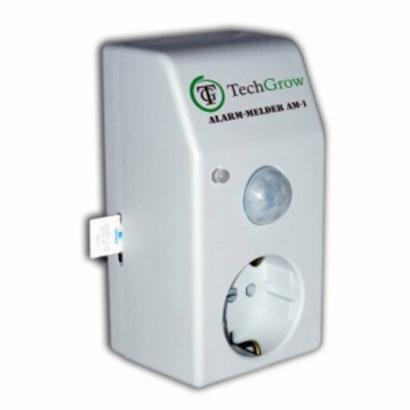 Detector Alarma AM-1 TechGrow SEGURIDAD Y VIGILANCIA