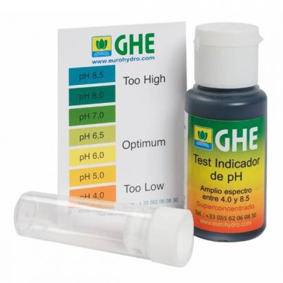 PH Kit Test GHE MEDIDORES PH