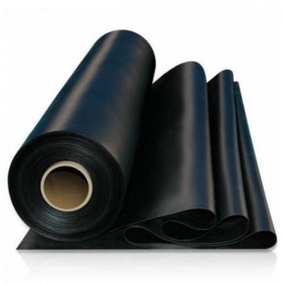 Plástico suelo antifugas Lámina PVC Impermeabilización 4x25m (0.5mm) ACCESORIOS