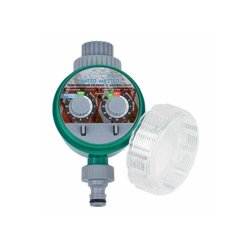Programador de riego anal gico water master for Programador riego automatico
